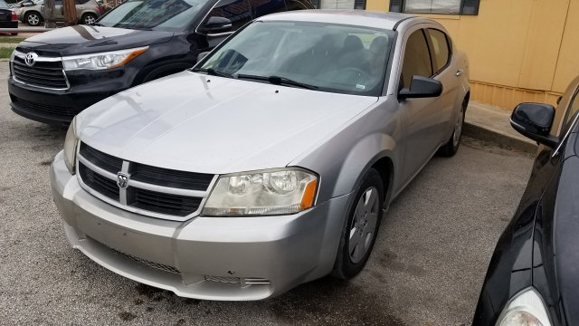 2008 Dodge Avenger SE 4-Speed Automatic