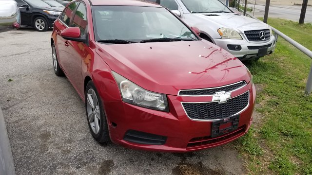 2012 Chevrolet Cruze 2LT 6-Speed Automatic