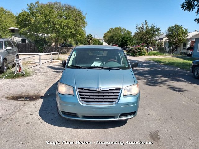 2008 Chrysler Town & Country LX 4-Speed Automatic
