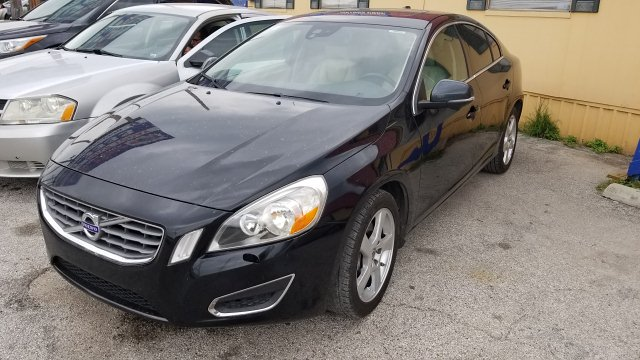 2012 Volvo S60 T5 6-Speed Automatic